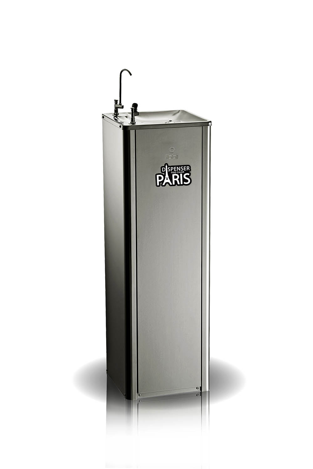 DISPENSER FRIO IBBL BAG- PLATA CON FILTRO